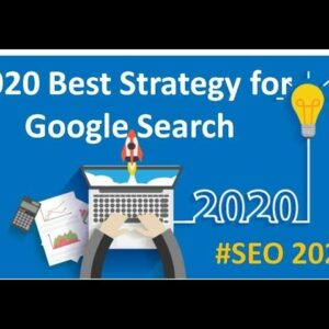 2020 Best Strategy for Google Search Using Structured Data and Search Analytics Google