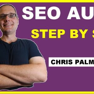 How to do an SEO Audit : SEO Tutorial for Beginners 2020
