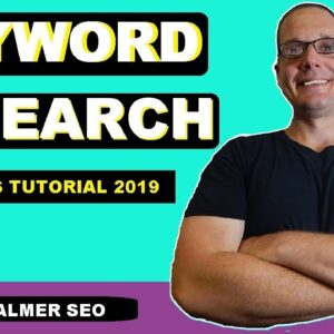 Keyword Research Tutorial For Beginners