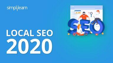 Local SEO 2020 | Local SEO Tutorial | What Is Local SEO Optimization? | SEO Tutorial | Simplilearn
