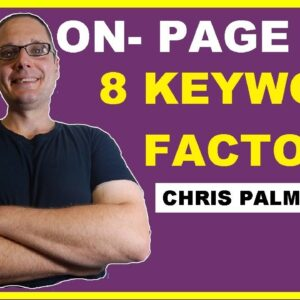 On Page SEO For Beginners