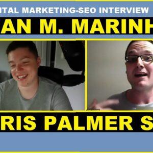 Ruan M. Marinho SEO Digital Marketing Interview