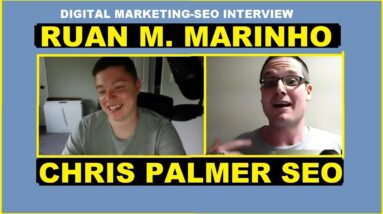 Ruan M. Marinho SEO Digital Marketing Interview