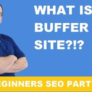 SEO Link Building - What Is a Buffer Site