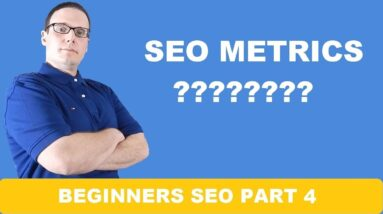 SEO Metrics How to measure your search optimization
