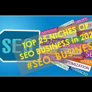 TOP 25 Niches Profits SEO 2020 Content Affiliate Marketing Secrects