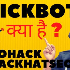 what is ClickBots? Does it manipulates Search Engine Ranking SEO ? Should we use this Blackhat Seo ?