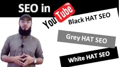 What is SEO ? | Search Engine Optimization | Black Hat SEO vs White Hat SEO | Afnan Talks