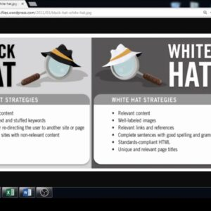 13 BLACK HAT, GREY HAT , WHITE HAT SEO
