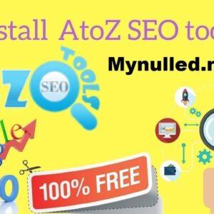 AtoZ SEO Tools - Search Engine Optimization Tools + Purchase Code