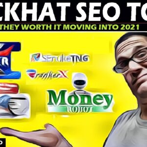 Black Hat SEO Tools