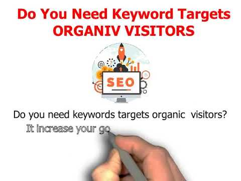 I will drive keywords targeted organic website traffic on fiverr
