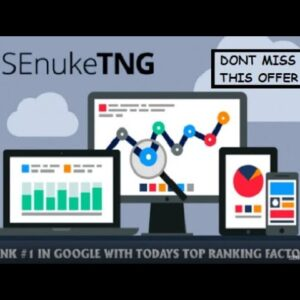 Senuke TNG Pro v5.0.70 Full Activated - Blackhat SEO Tools