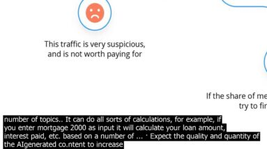 Ai search engine traffic quality   artificial intelligence changes search engine optimizat