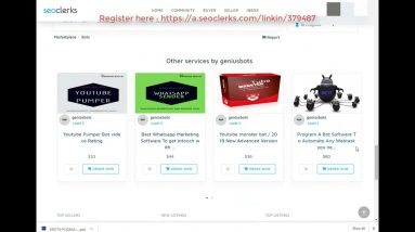 Monster Traffic Generate Bot unlimited Website Traffic On SEOClerks