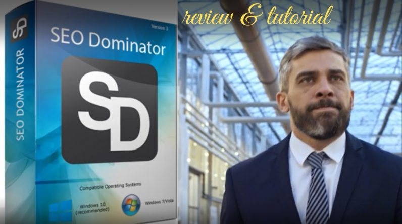 SEO Dominator Agency Edition Review | Automated Traffic Gainer SEO Dominator Demo and Bonus